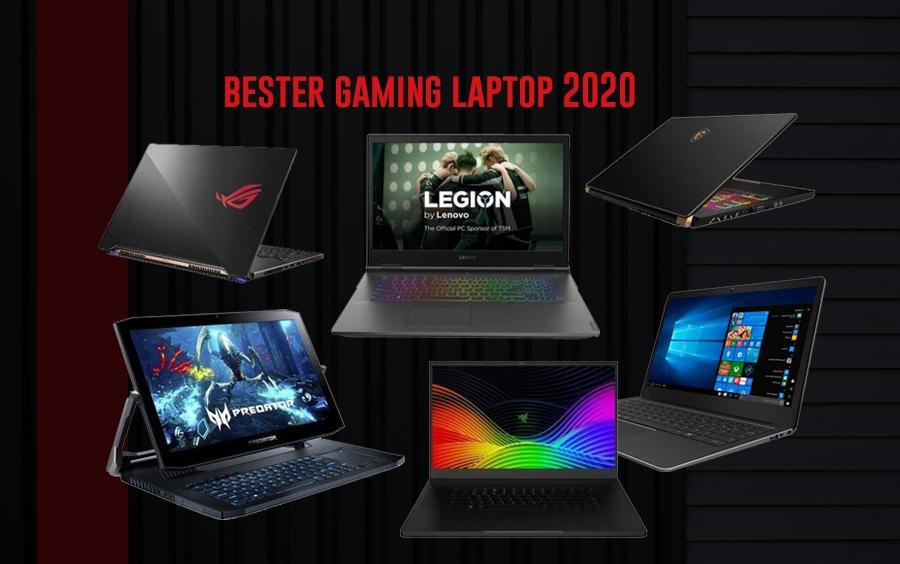 Gaming Laptop 2020 - Die besten Gaming Laptops 2020 im Review - Alle wichtigen Informationen auf einen Blick